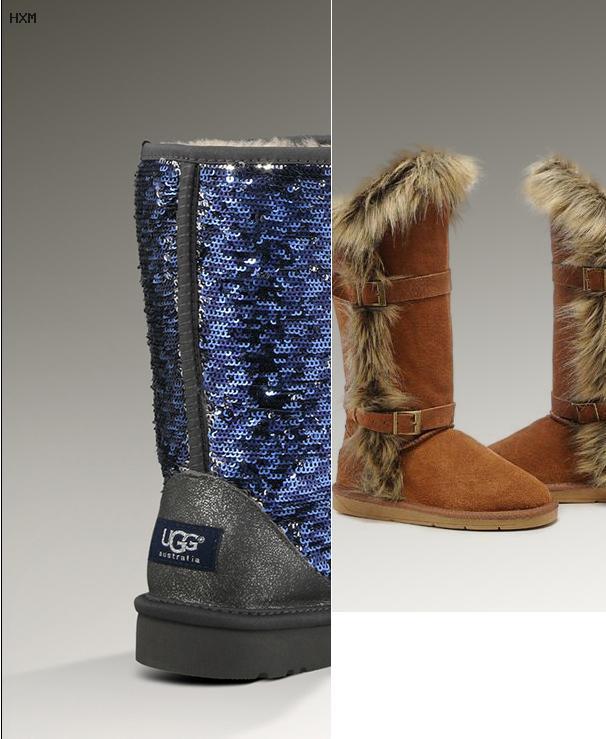 ugg boots bailey bow damen günstig
