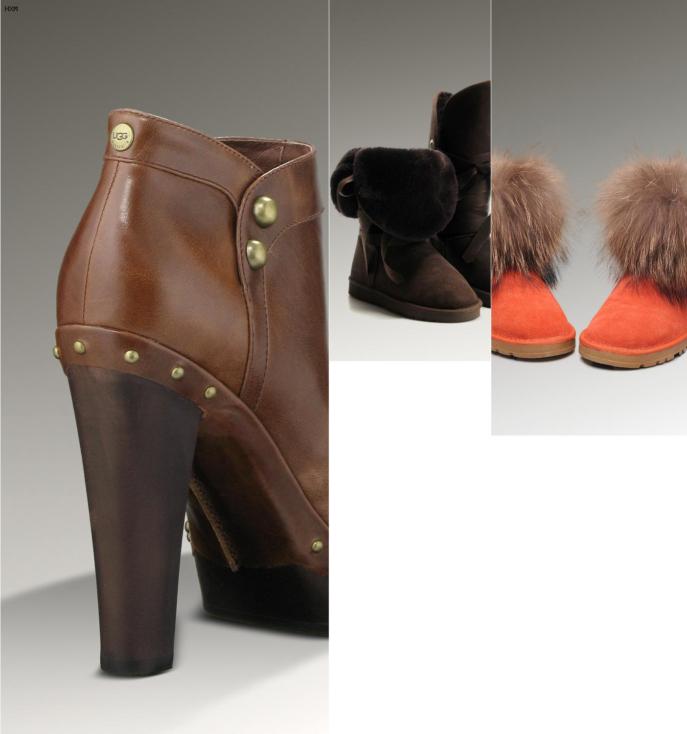 ugg boots bailey bow damen