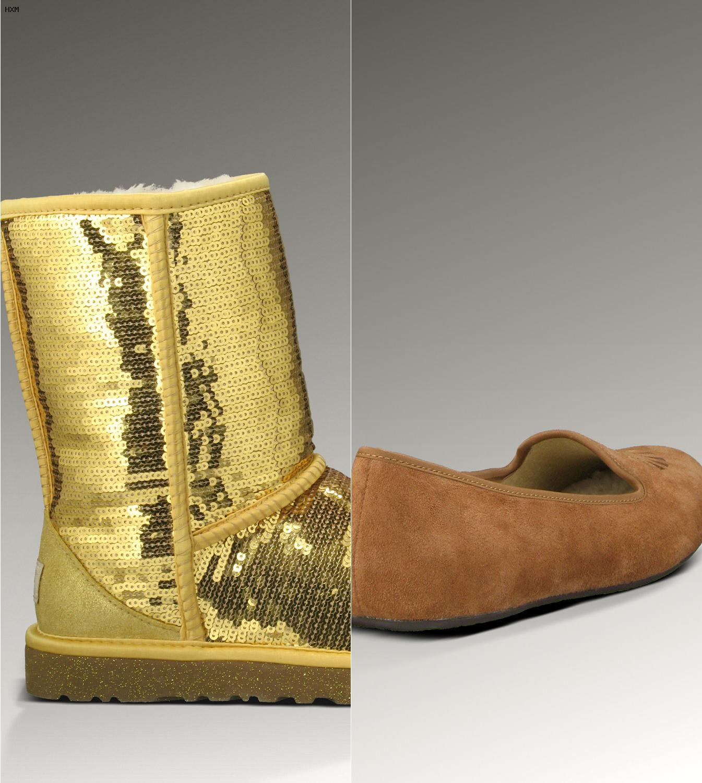 ugg boots mini grau 39