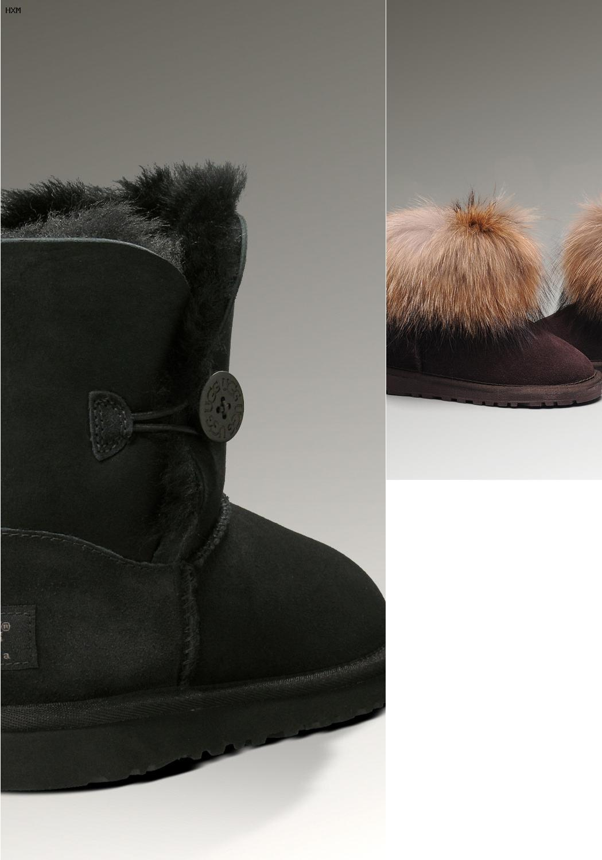 ugg damen boots bailey button triplet 1873